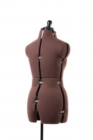 Manechin Croitorie Reglabil Femei 8 Parti Olivia cu Prelungire Pantalon S (32-42)2
