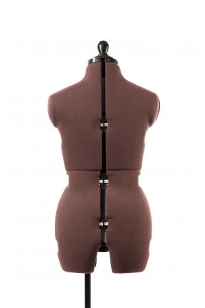 Manechin Croitorie Reglabil Femei 8 Parti Olivia cu Prelungire Pantalon S (32-42)6