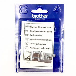 Brother F002N piciorus tiv ingust (7mm)2