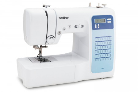 Brother FS60X, masina cusut computerizata, 60 cusaturi, 7 butoniere automate, comenzi electronice0