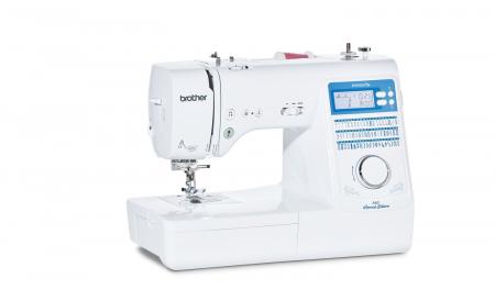 Brother Innov-is A60SE Special Edition, masina de cusut computerizata, 60 cusaturi, 6 butoniere automate, ecran LCD0