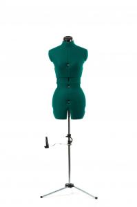 Manechin de Croitorie Reglabil Femei 8 Parti cu Prelungire Pantalon (M)5