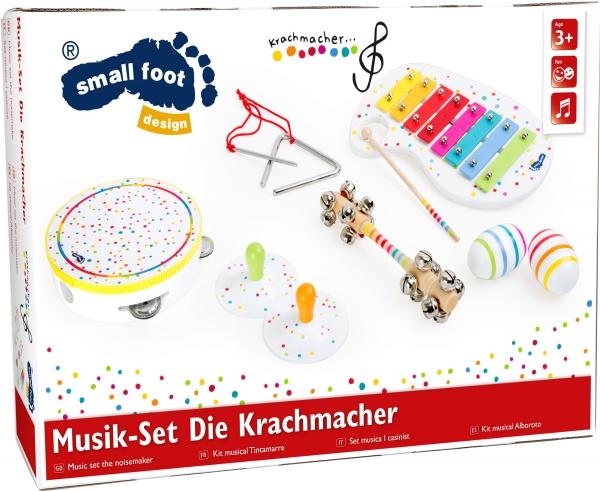 Set muzical Bulinele colorate 0