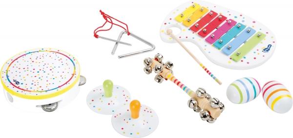 Set muzical Bulinele colorate 1