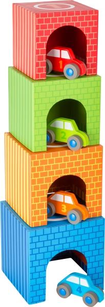 Cuburi de stivuit cu masini 0