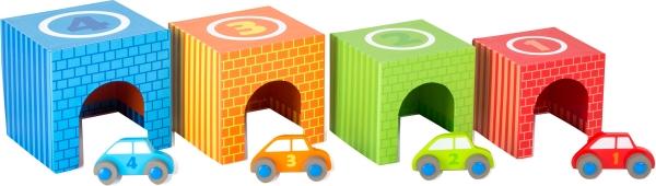 Cuburi de stivuit cu masini 6