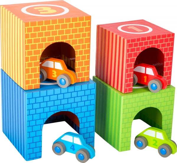 Cuburi de stivuit cu masini 1