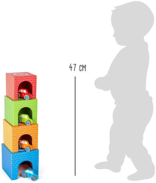 Cuburi de stivuit cu masini 7