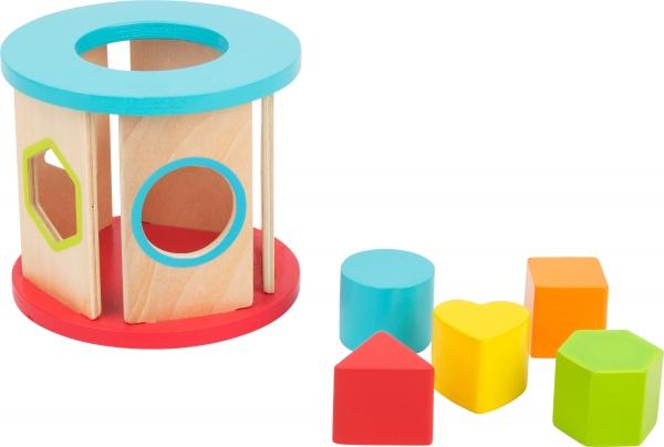 Set Cadou 3 jucarii lemn dezvoltare motricitate 4