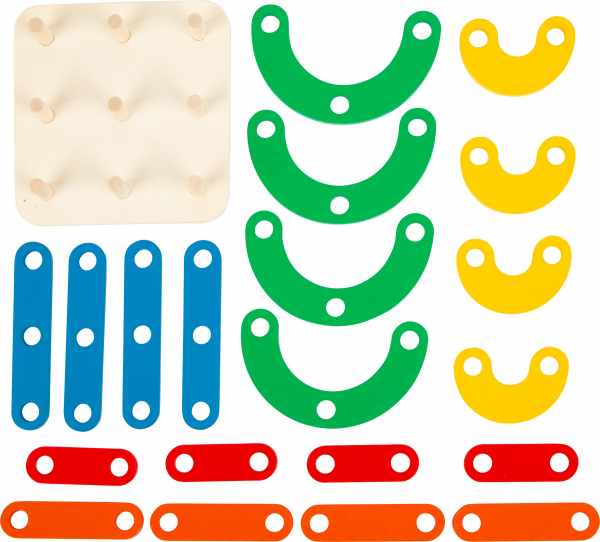 Sa invatam cifrele si literele, joc educativ din lemn 5