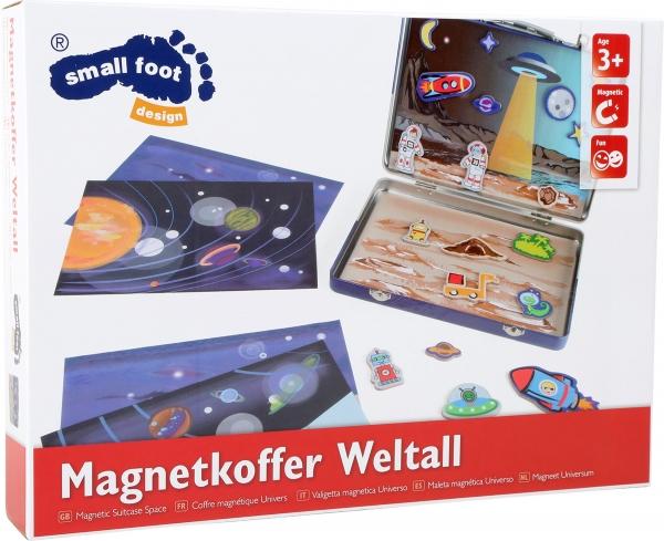 Servieta cu puzzle magnetic Spatiul cosmic 5