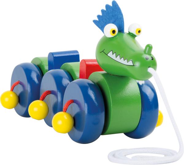 Jucarie de tras Dragonul verde 1