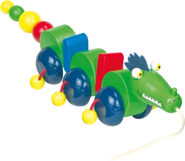 Jucarie de tras Dragonul verde 3