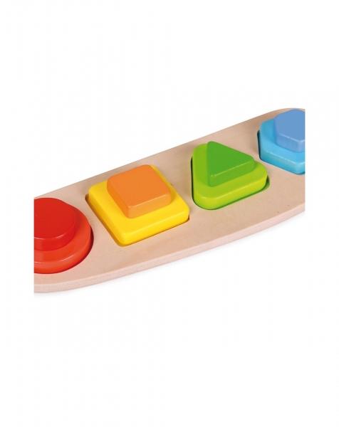 Puzzle 4 forme si culori 1