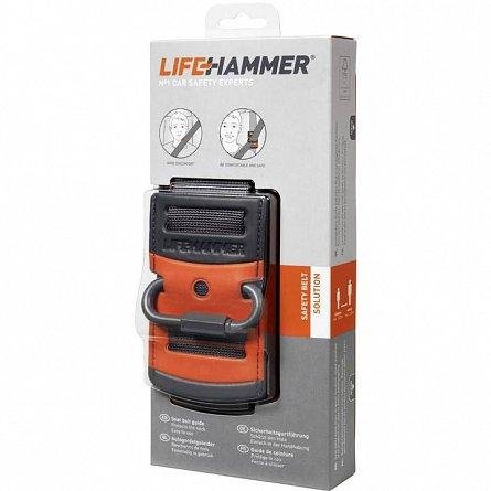 Adaptor centura de siguranta pentru copii LifeHammer Safety Belt 0