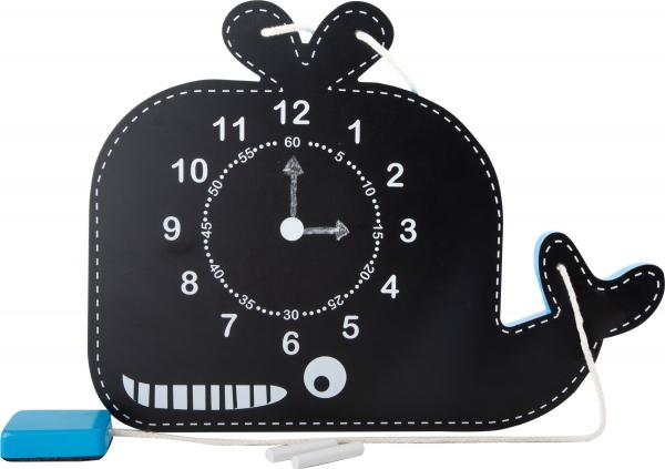 Balena cu ceas si tabla de desenat [1]