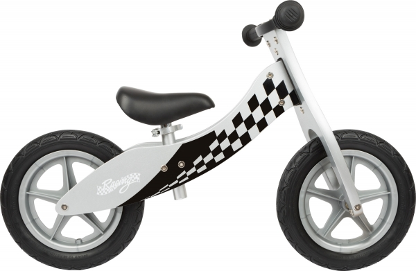 Bicicleta fara roti din lemn Racing 1
