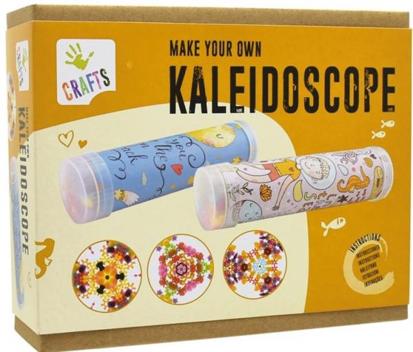 Caleidoscop colorat, kit de constructie [0]