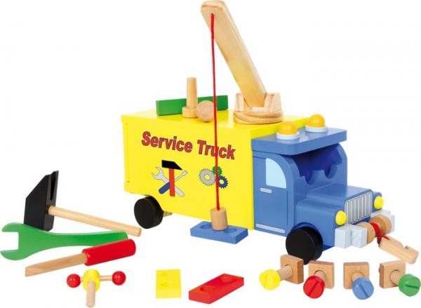 Camionul de service 1