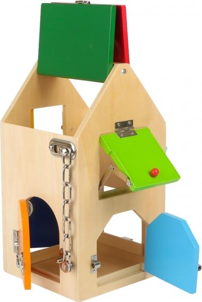 Casuta Incuietorilor Montessori 0