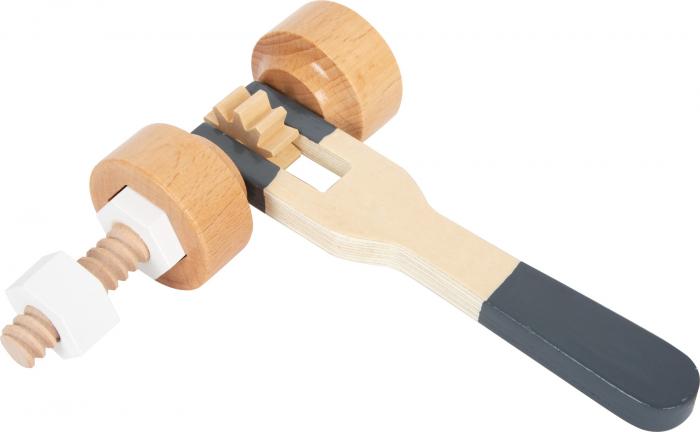 Centura cu scule din lemn Micul Mester 1