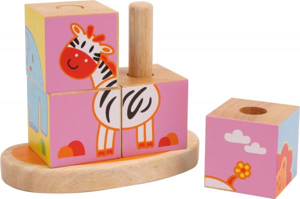 Cub Puzzle cu Animale 1