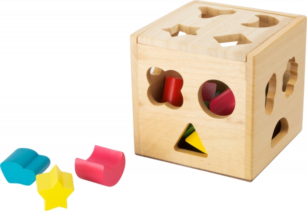 Cub invatare Forme Geometrice (16 forme) 1