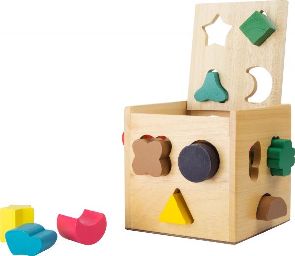 Cub invatare Forme Geometrice (16 forme) 3