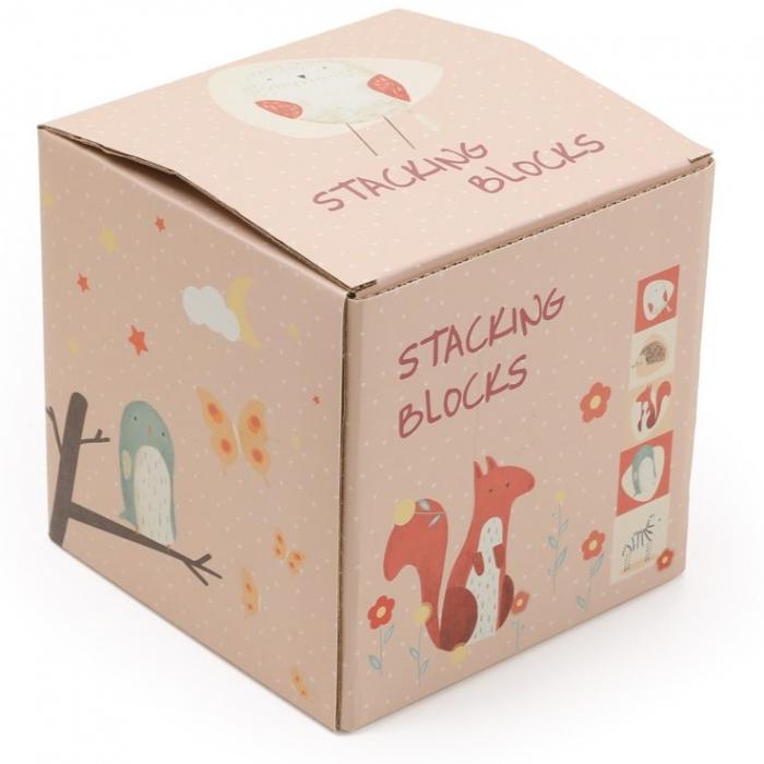 Turn de cuburi cu cifre, litere, animale si cantitati [5]