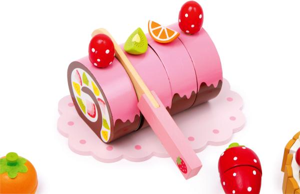 Candy Bar, cutia cu dulciuri, din lemn 5