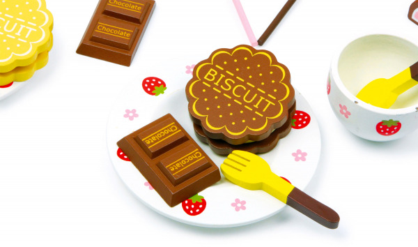 Candy Bar, cutia cu dulciuri, din lemn 7