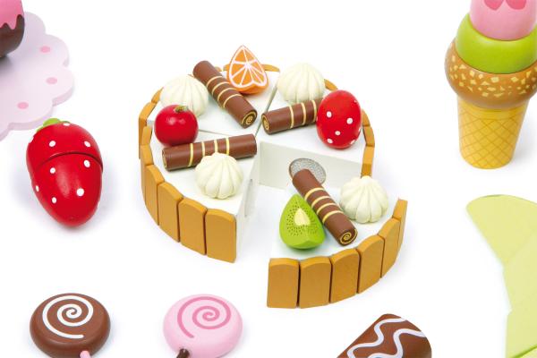 Candy Bar, cutia cu dulciuri, din lemn 6