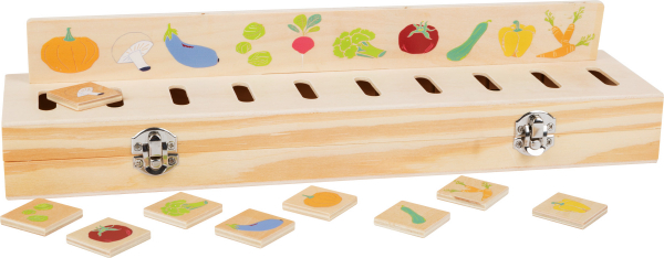 Sortator imagini, tip Montessori 9