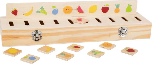 Sortator imagini, tip Montessori 0
