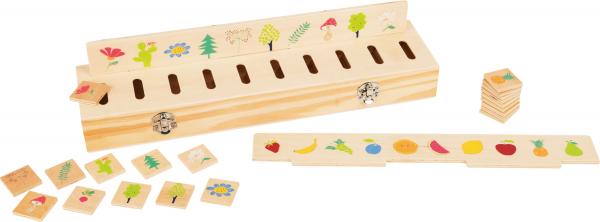Sortator imagini, tip Montessori 2