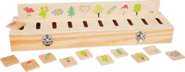 Sortator imagini, tip Montessori 7