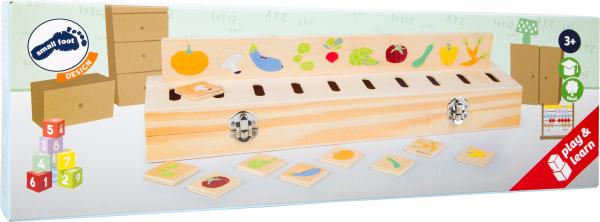 Joc sortator imagini, tip Montessori [3]