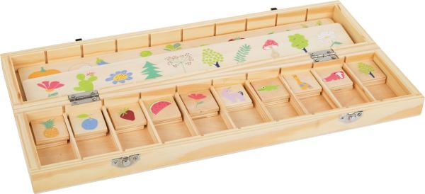 Sortator imagini, tip Montessori 1