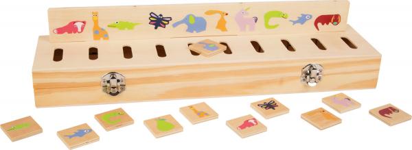Sortator imagini, tip Montessori 8