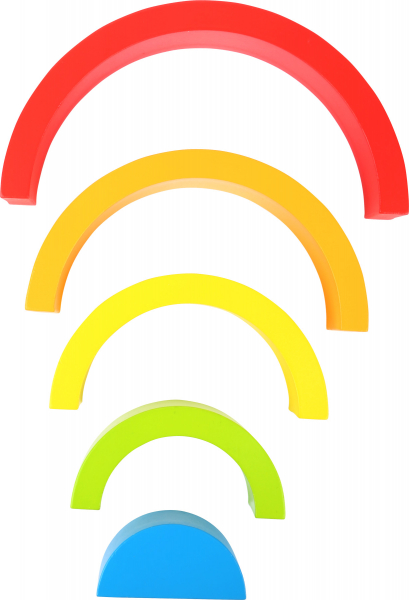 Forme de construit Curcubeu Montessori [3]