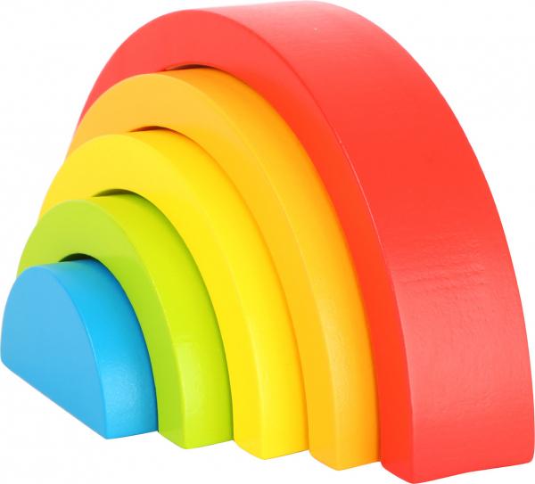 Forme de construit Curcubeu Montessori [0]
