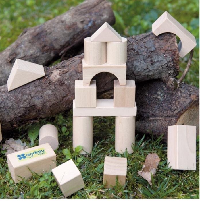 Galetusa cu 50 cuburi lemn 5