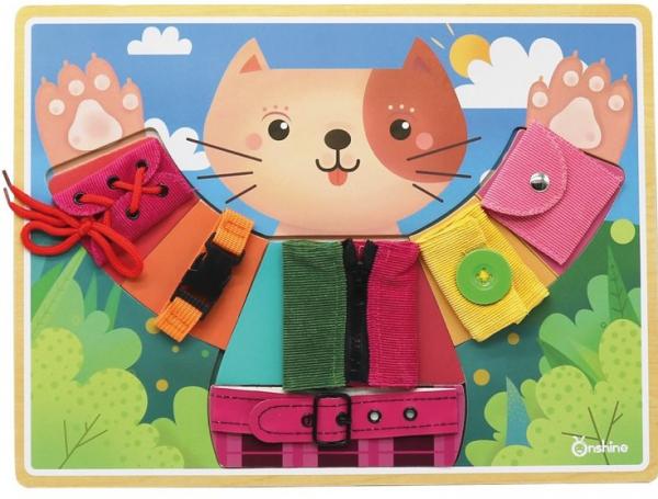 Hainutele pisicutei, jucarie pentru dezvoltarea abilitatilor motrice [0]