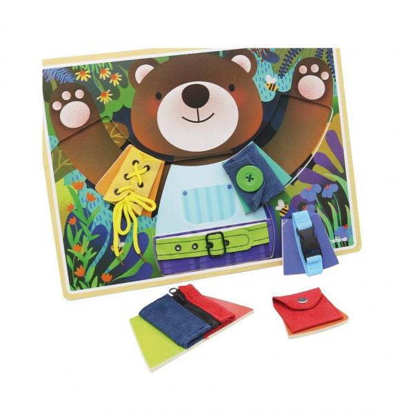 Hainutele ursuletului, jucarie pentru dezvoltarea abilitatilor motrice 2