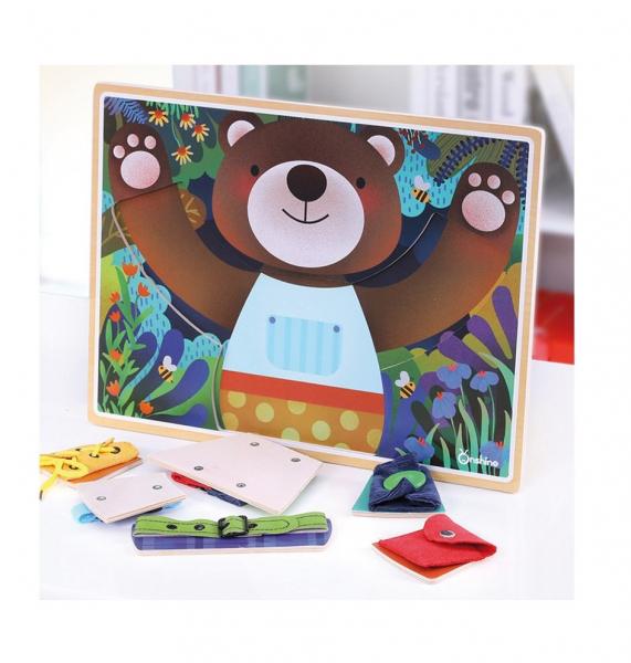 Hainutele ursuletului, jucarie pentru dezvoltarea abilitatilor motrice 4