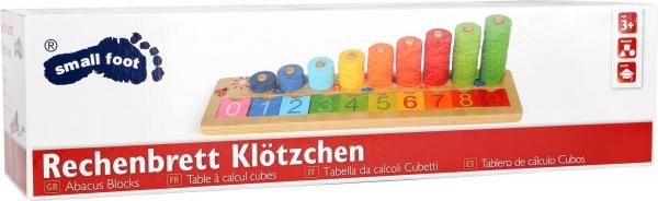Joc de numarat Inele colorate 3