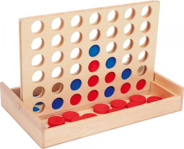 Joc logic 4 IN LINIE, 2 jucatori 0