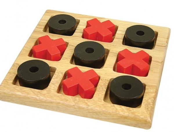 Joc X si 0 mare din lemn 0