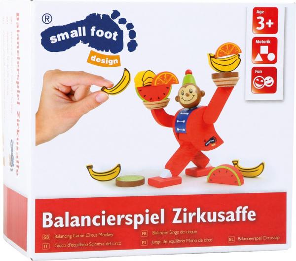 Maimutica de la circ - joc de echilibru 1