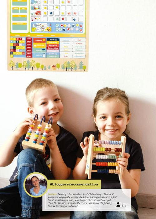 Maxi Abacul Colorat 4